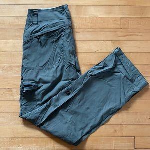 2/$30 L.L. Bean Lightweight Hiking Pants